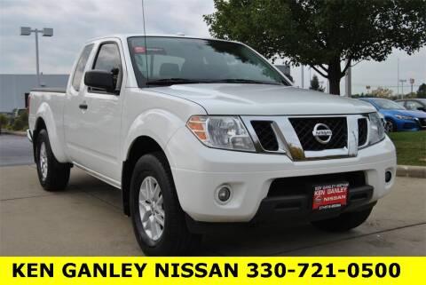 2018 Nissan Frontier for sale at Ken Ganley Nissan in Medina OH