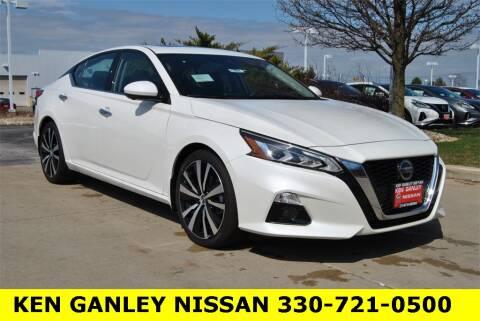 2020 Nissan Altima for sale at Ken Ganley Nissan in Medina OH