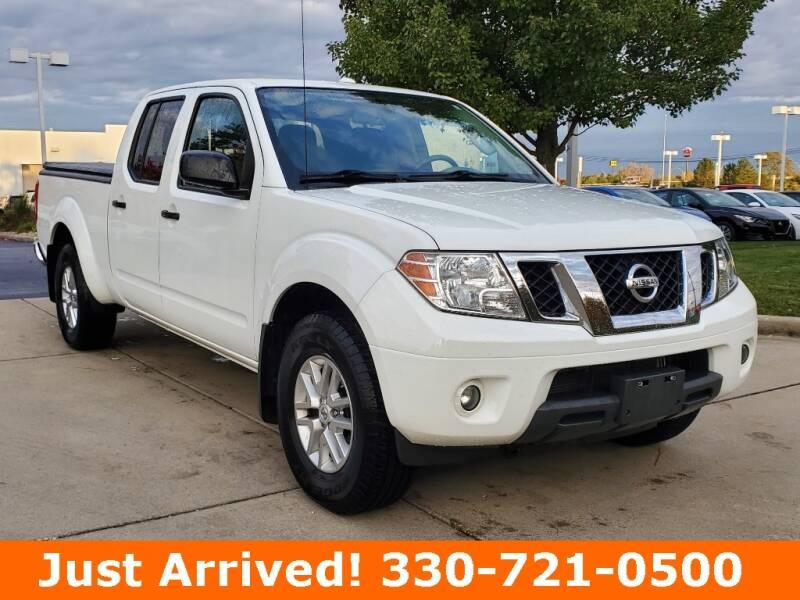 2015 Nissan Frontier for sale at Ken Ganley Nissan in Medina OH