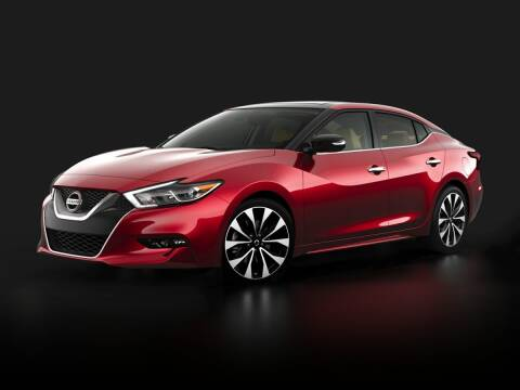 2016 Nissan Maxima for sale at Ken Ganley Nissan in Medina OH