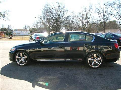 2006 Lexus GS 430 for sale at SIGNATURES AUTOMOTIVE GROUP LLC in Spartanburg SC
