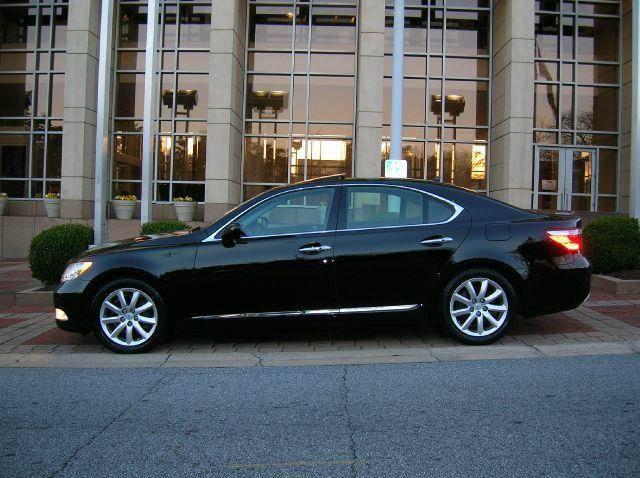 2009 Lexus LS 460 for sale at SIGNATURES AUTOMOTIVE GROUP LLC in Spartanburg SC