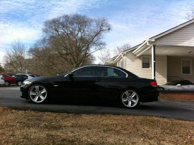 2008 BMW 3 Series for sale at SIGNATURES AUTOMOTIVE GROUP LLC in Spartanburg SC