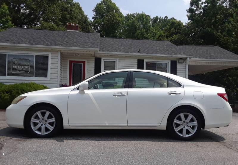 2007 Lexus ES 350 for sale at SIGNATURES AUTOMOTIVE GROUP LLC in Spartanburg SC
