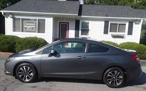 2013 Honda Civic for sale in Spartanburg, SC