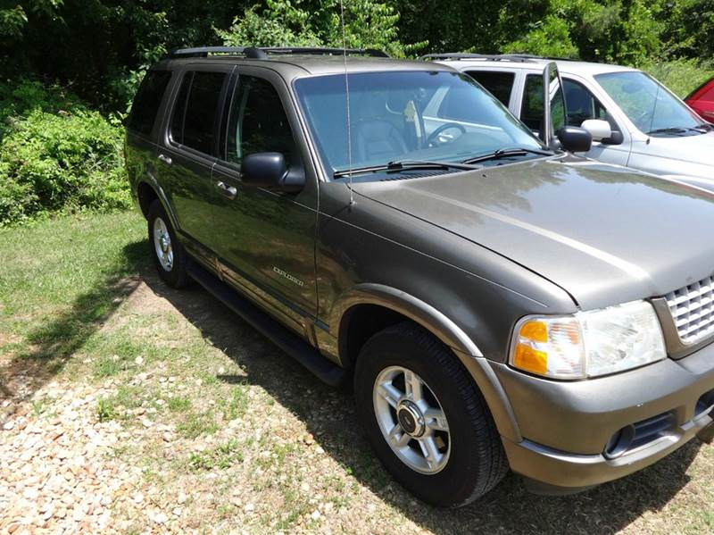 2002 Ford Explorer Limited 4WD 4dr SUV - Columbus MS