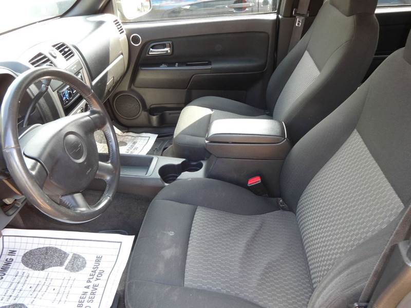 2008 Chevrolet Colorado 4x2 LT Crew Cab 4dr - Columbus MS