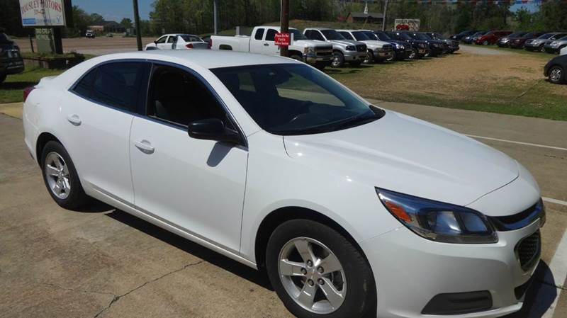2016 Chevrolet Malibu Limited LS Fleet 4dr Sedan - Columbus MS