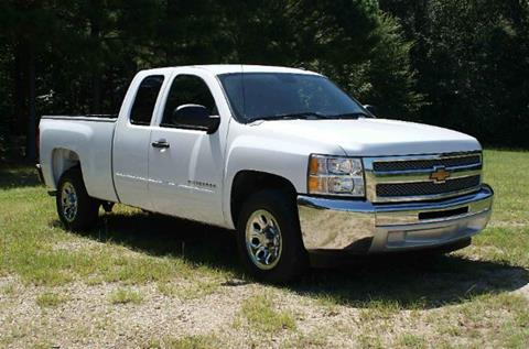 2013 Chevrolet Silverado 1500 for sale in De Queen, AR