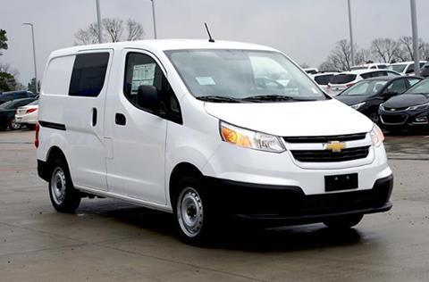 2017 Chevrolet City Express Cargo for sale in De Queen, AR