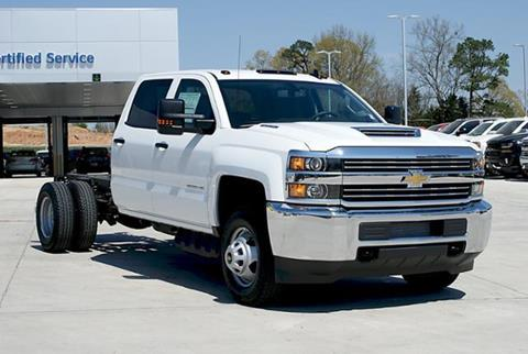 2017 Chevrolet Silverado 3500HD CC for sale in De Queen, AR
