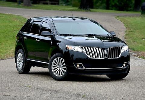 2015 Lincoln MKX for sale in De Queen, AR