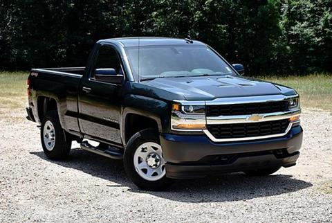2017 Chevrolet Silverado 1500 for sale in De Queen, AR