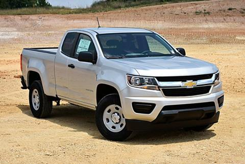 2017 Chevrolet Colorado for sale in De Queen, AR