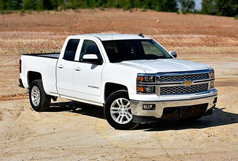 2015 Chevrolet Silverado 1500 for sale in De Queen, AR