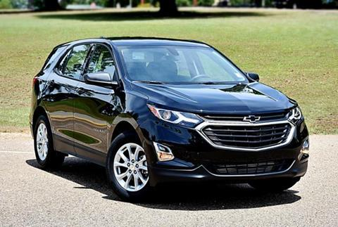2018 Chevrolet Equinox for sale in De Queen, AR