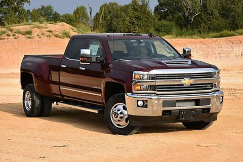 2017 Chevrolet Silverado 3500HD for sale in De Queen, AR