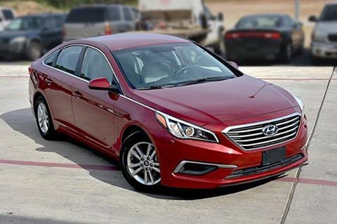 2016 Hyundai Sonata for sale in De Queen, AR