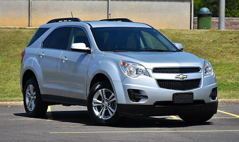 2015 Chevrolet Equinox for sale in De Queen, AR