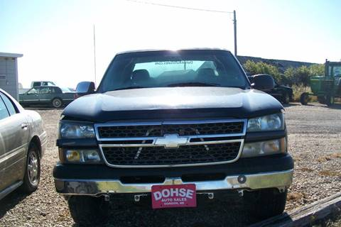 2003 Chevrolet Silverado 1500 for sale in Gordon, NE