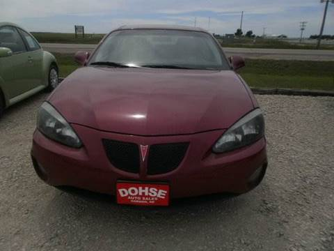 2006 Pontiac Grand Prix for sale in Gordon, NE