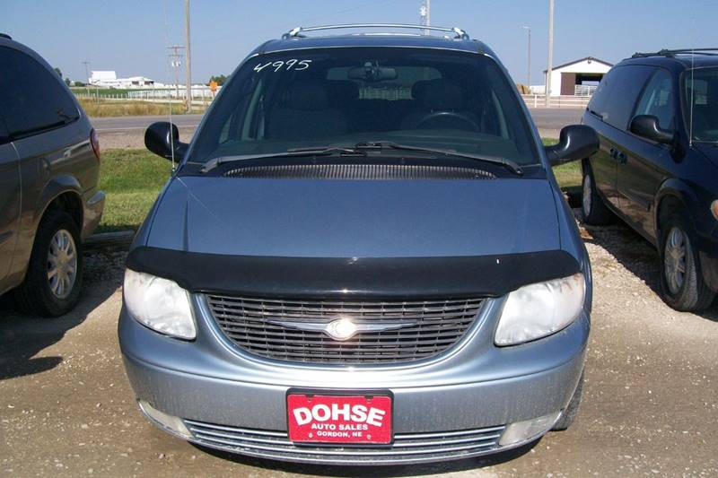 2004 chrysler town and country limited 4dr ext minivan in gordon ne dohse auto sales. Black Bedroom Furniture Sets. Home Design Ideas