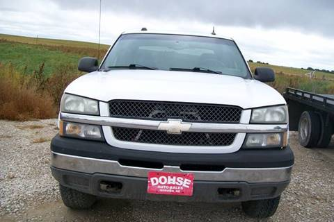 2005 Chevrolet Silverado 1500HD for sale in Gordon, NE