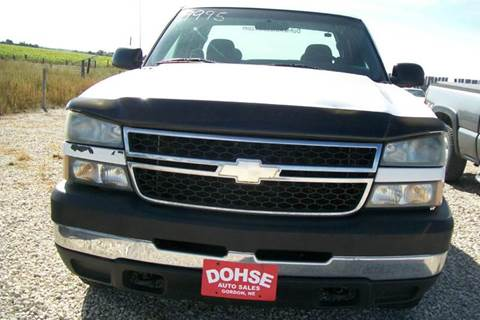 2006 Chevrolet Silverado 2500HD for sale in Gordon, NE