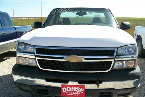 2007 Chevrolet Silverado 1500 Classic for sale in Gordon, NE
