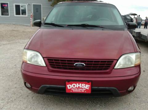 2002 Ford Windstar for sale in Gordon, NE