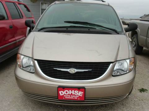 2003 Chrysler Town and Country for sale in Gordon, NE