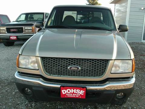 2001 Ford Ranger for sale in Gordon, NE