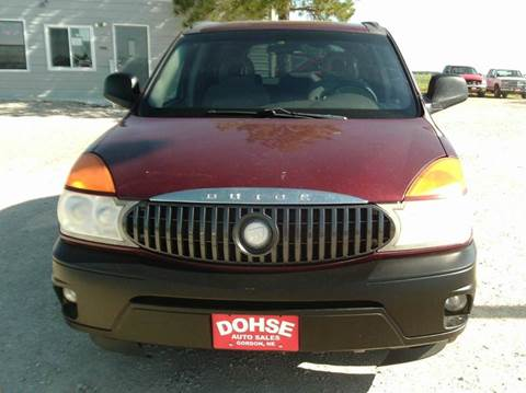 2003 Buick Rendezvous for sale in Gordon, NE