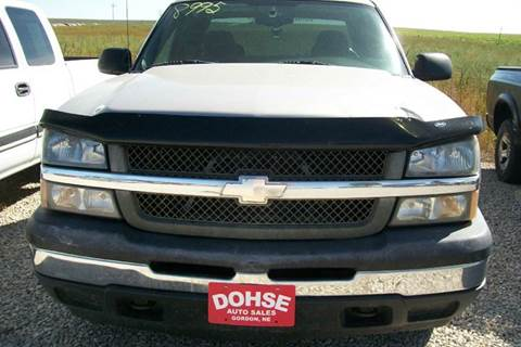 2006 Chevrolet Silverado 1500 for sale in Gordon, NE