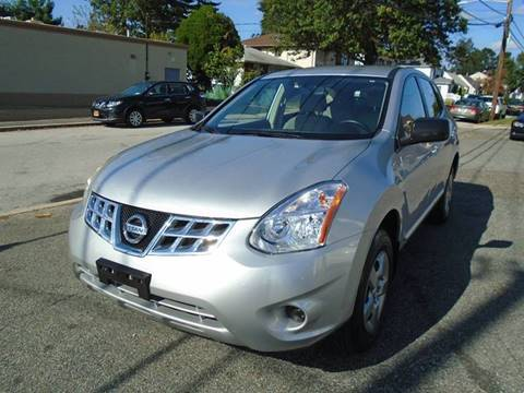 2011 Nissan Rogue for sale in North Merrick, NY