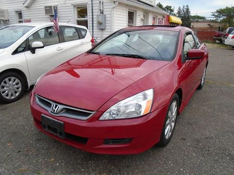 2007 Honda Accord for sale in North Merrick, NY
