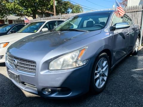 2011 Nissan Maxima for sale in North Merrick, NY