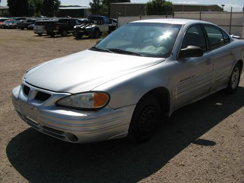 2002 Pontiac Grand Am for sale in Sioux Falls, SD