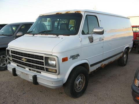1995 Chevrolet Chevy Van for sale in Sioux Falls, SD