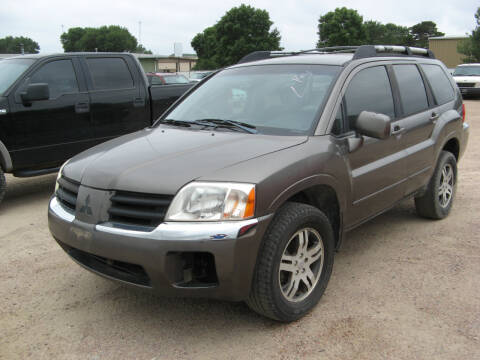 2004 Mitsubishi Endeavor for sale at Jim & Ron's Auto Sales in Sioux Falls SD