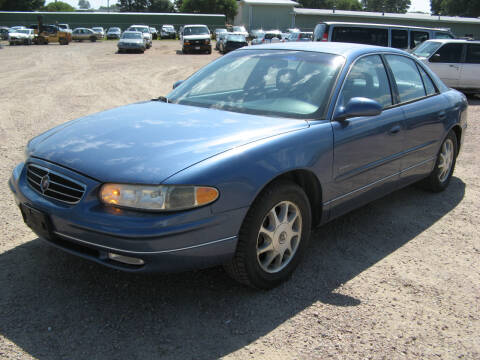 1998 Buick Regal for sale at Jim & Ron's Auto Sales in Sioux Falls SD