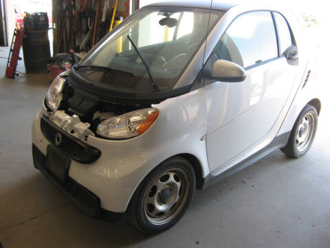 2014 Smart fortwo for sale at Jim & Ron's Auto Sales in Sioux Falls SD