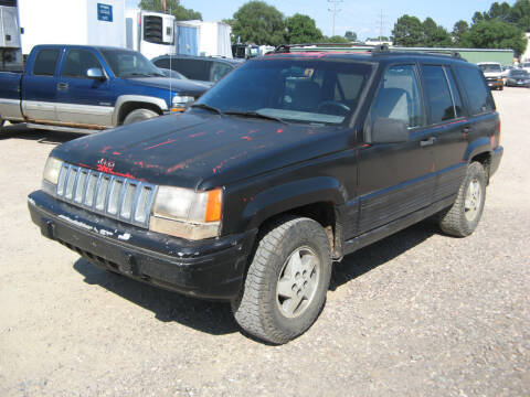 1995 Jeep Grand Cherokee for sale at Jim & Ron's Auto Sales in Sioux Falls SD