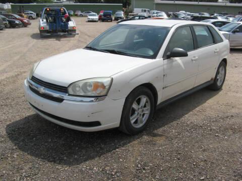 2004 Chevrolet Malibu Maxx for sale at Jim & Ron's Auto Sales in Sioux Falls SD