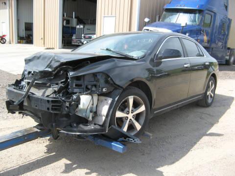 2012 Chevrolet Malibu for sale at Jim & Ron's Auto Sales in Sioux Falls SD