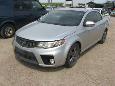 2011 Kia Forte Koup for sale at Jim & Ron's Auto Sales in Sioux Falls SD