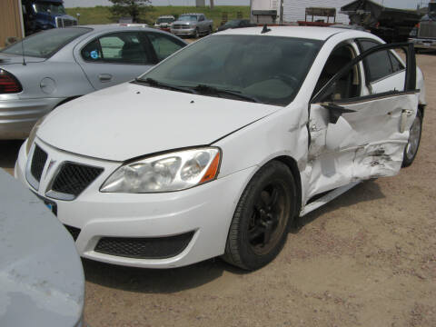 2009 Pontiac G6 for sale at Jim & Ron's Auto Sales in Sioux Falls SD