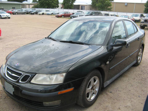 2003 Saab 9-3 for sale at Jim & Ron's Auto Sales in Sioux Falls SD