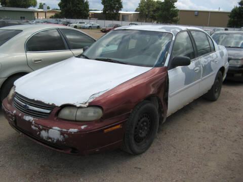 2000 Chevrolet Malibu for sale at Jim & Ron's Auto Sales in Sioux Falls SD