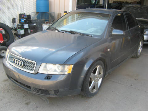 2003 Audi A4 for sale at Jim & Ron's Auto Sales in Sioux Falls SD